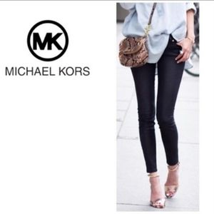 Michael Kors mid rise Izzy skinny jeans. Size 4